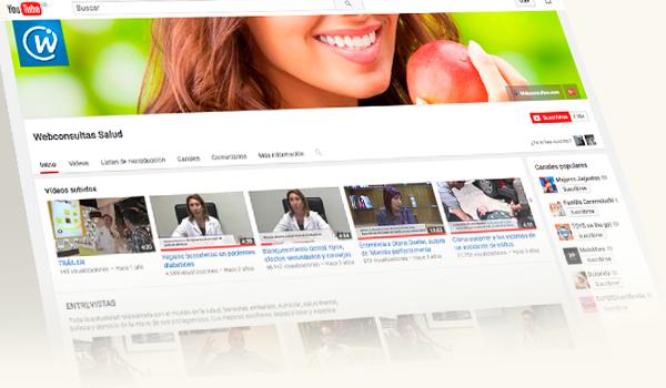 Te invitamos a descubrir nuestro canal de youtube