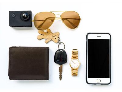 Documentación y teléfono móvil