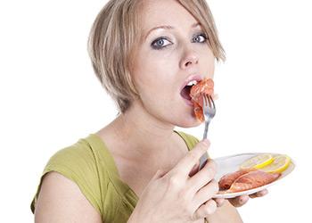 Carne en el embarazo