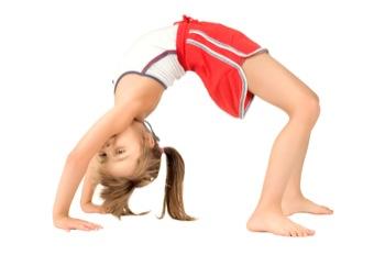 La flexibilidad es uno de los beneficios del deporte en la niñez
