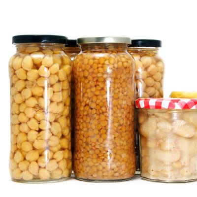 Cocidas en conserva