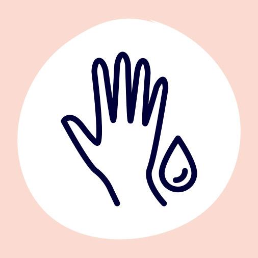 Crema hidratante de manos