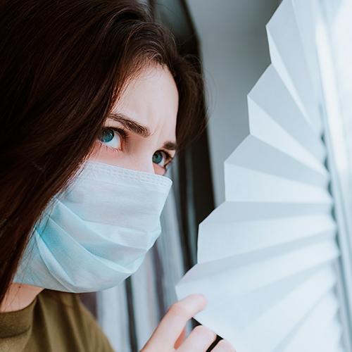 Aislamiento ante el coronavirus