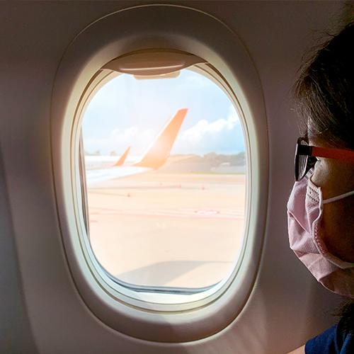 Viajar y coronavirus
