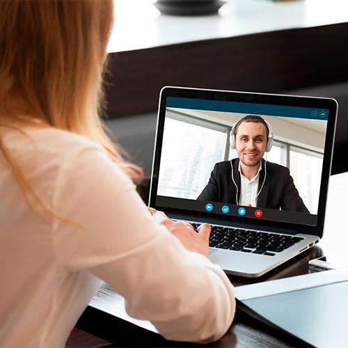 Fomentar las videollamadas