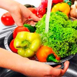 Medidas higi nicas a seguir al preparar los alimentos for Cocinar para 5 personas