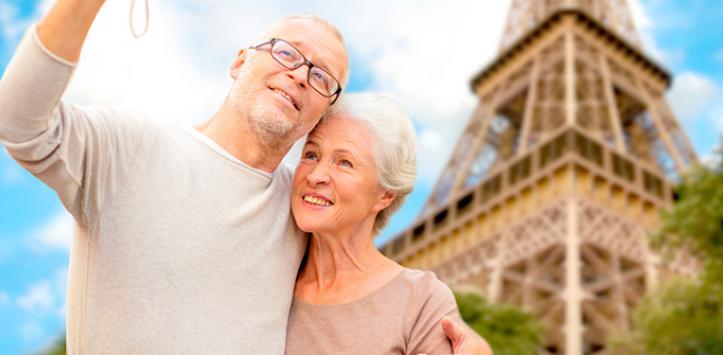 Turismo en la tercera edad