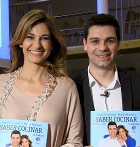 Entrevista: Mariló Montero y Sergio Fernández, autores de 'Saber cocinar: receta