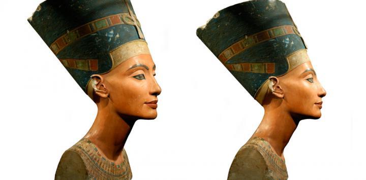 Cosméticos en el antiguo Egipto: cómo eran sus productos de belleza