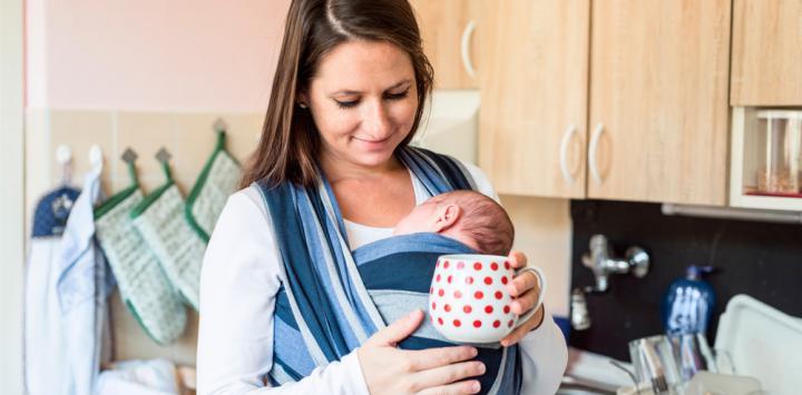Dieta despues del embarazo y lactancia