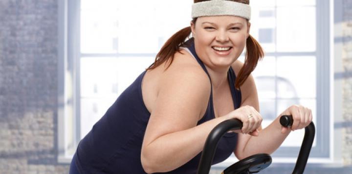 El ejercicio reduce el riesgo cardiaco en mujeres obesas