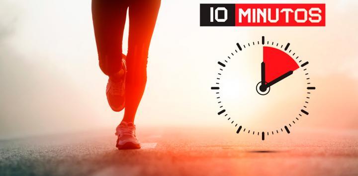 Simply run, carrera 'minimalista'