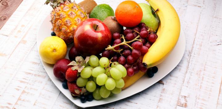 Piezas de fruta