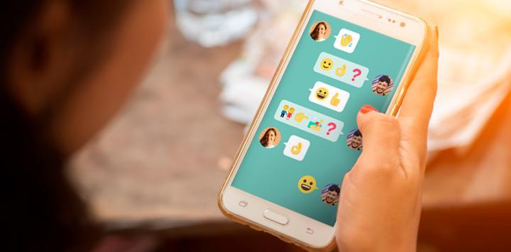 Aplicación para personas con afasia