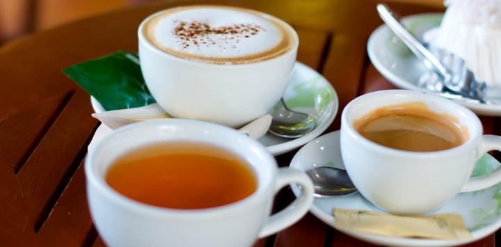 El consumo de café y té puede prevenir la fibrosis del hígado