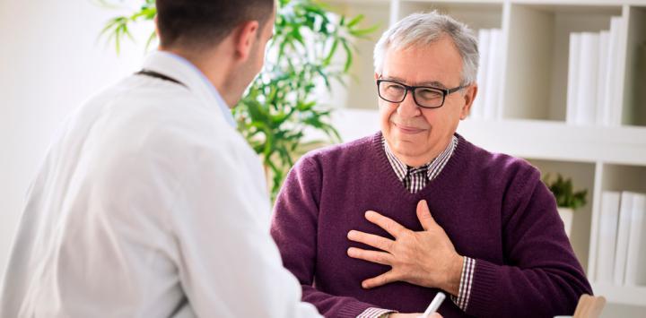 Las canas podrían advertir de enfermedades cardiovasculares en hombres