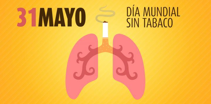 D a mundial sin tabaco fumar una amenaza para la vida y for Cuarto dia sin fumar
