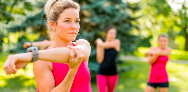 Resultado de imagen para controlar el peso previene el cancer de mama
