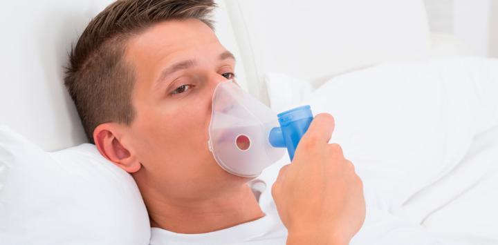 Paciente recibe fármaco para frenar la progresión de la fibrosis quística