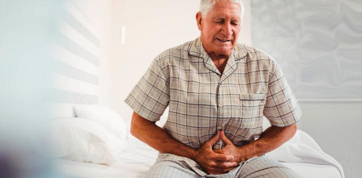 El 5% de los mayores de 65 años padece impactación fecal