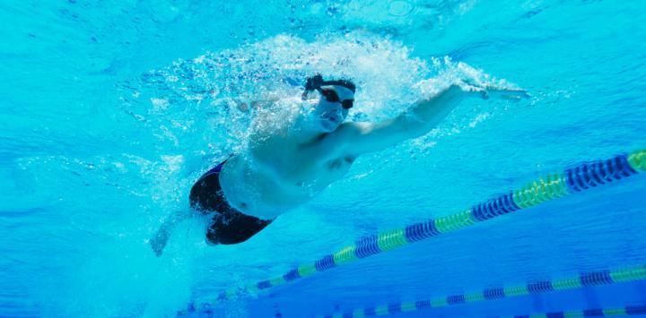 Nadar en una piscina con cloro puede alterar mol culas de la sangre - Cloro en piscinas ...