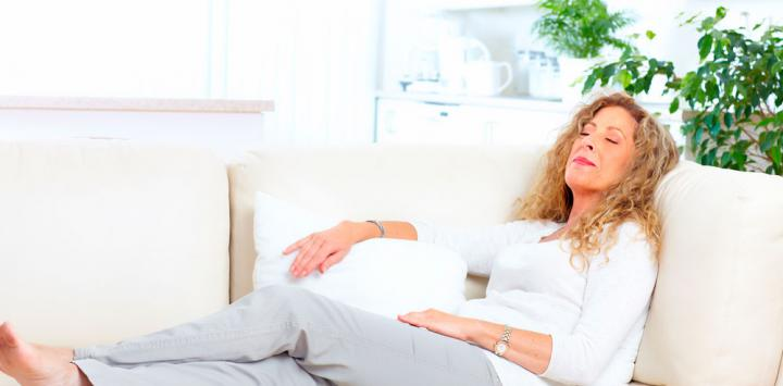 Mejora tu calidad de vida durante la menopausia