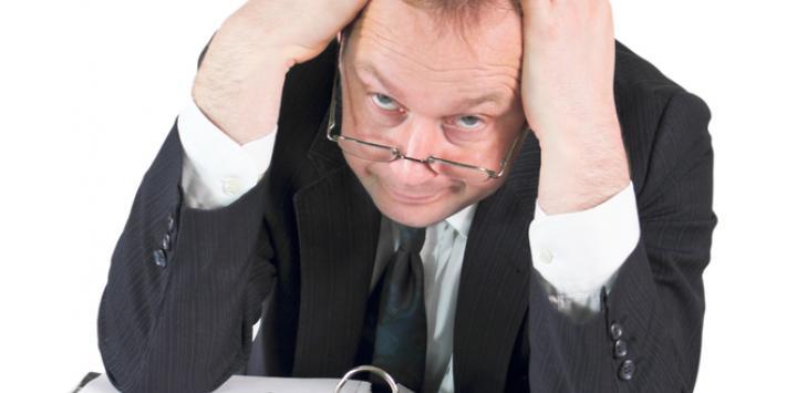 Test burnout