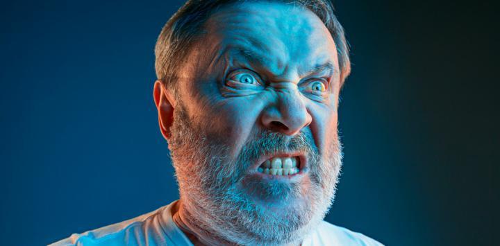 Test ¿eres agresivo?