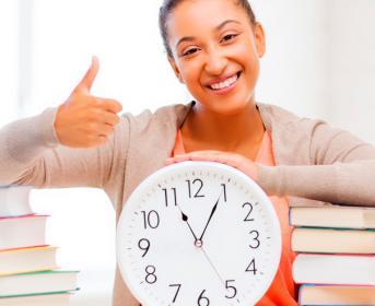Cuál es el mejor horario para que los universitarios rindan más