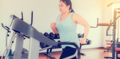 Hacer ejercicio aeróbico interválico mejora el síndrome metabólico
