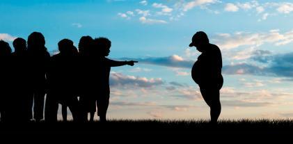 Los niños con sobrepeso tienen más riesgo de sufrir ostracismo