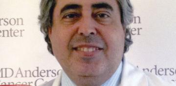 Dr. José Francisco Tomás, Director Médico de MD Anderson Cancer Center y experto
