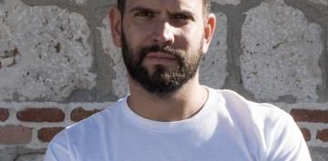 Mario Suárez, periodista y autor del libro 'Hola cáncer'