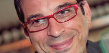 Entrevista Pere León, autor de 'La buena onda'