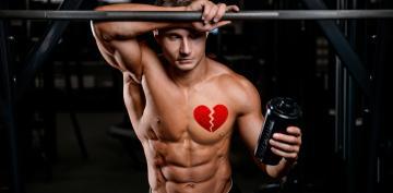 Tomar esteroides para aumentar musculatura podría dañar tu corazón