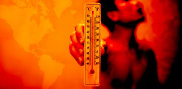 Las olas de calor letal afectan a la tercera parte de la población