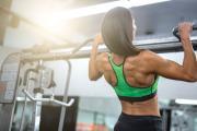 Masa muscular de la mujer