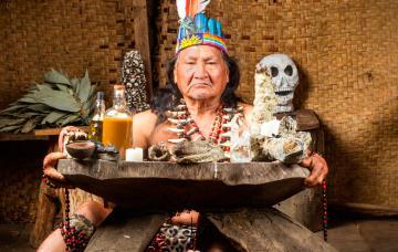 Ayahuasca, usos en medicina