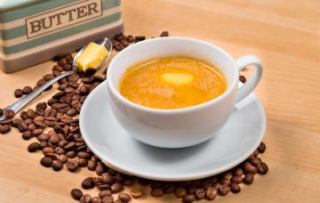 Bulletproof Coffee, un desayuno a prueba de balas