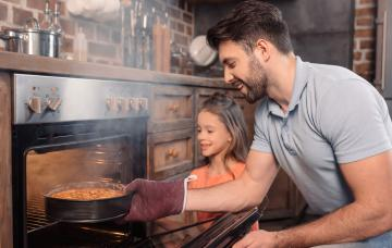 Cocinar con el horno