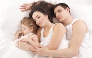 Dormir junto al bebé