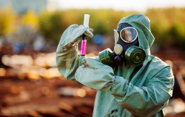 Accidentes químicos