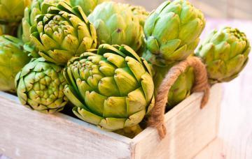Alcachofa, el mejor remedio natural para el colesterol