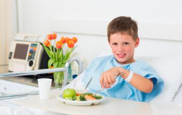 Alimentación en niños con cáncer