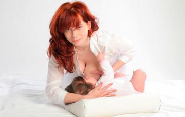 Cojín de lactancia, amamantar con comodidad