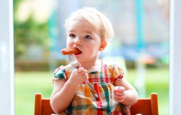 Alimentos prohibidos para el bebé
