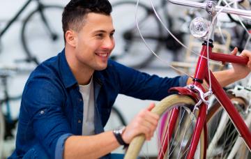 Cómo elegir la bicicleta perfecta