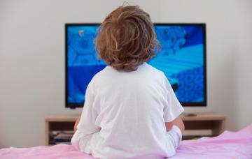 Enséñales a ver la televisión