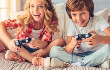 Videojuegos para tus hijos