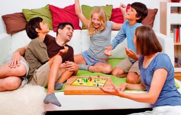 Juegos para hacer en casa con tus hijos